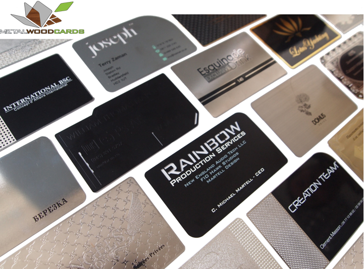 Attractive and effective business cards timmichael4 metal business cards colourmoves
